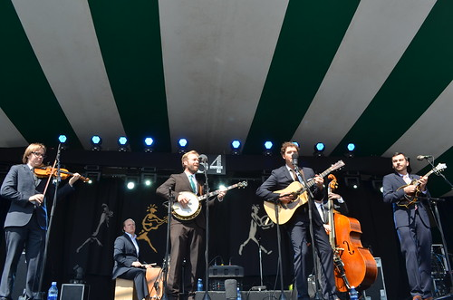 Steep Canyon Rangers - EFMF 2013