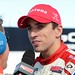 Justin Wilson is interviewed following his 2nd place finish in the GoPro Grand Prix of Sonoma