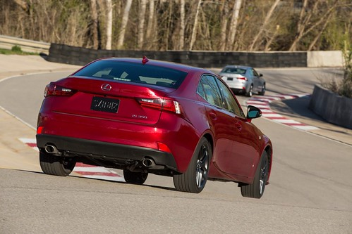 2014 LEXUS IS 350 F SPORT picture gallery