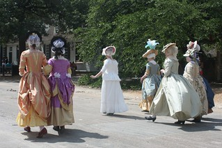 High 18th Century Fashion