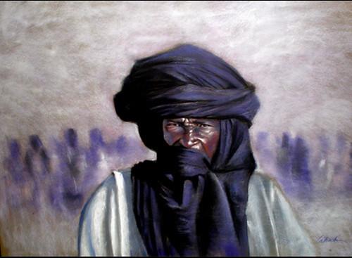Chef tuareg
