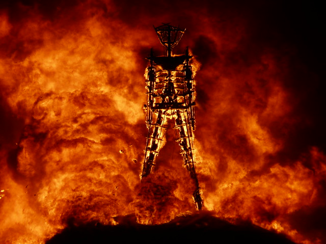 The Man on Fire