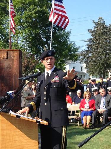 Former Adjutant Gen. Bill Libby