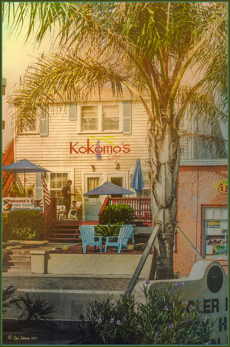 Flagler Beach's Kokomo Cafe image