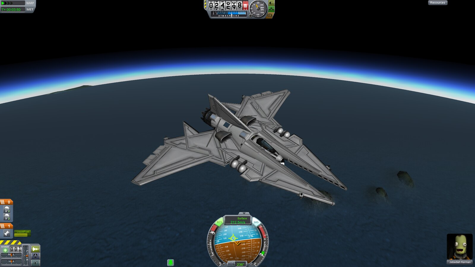 Kerbal Space Program Vic Viper | So I really haven't had ...