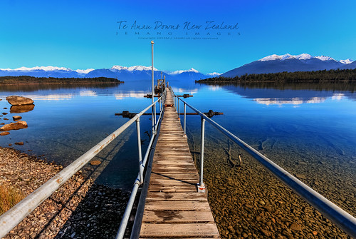 wood travel bridge blue sunset newzealand summer wallpaper vacation sky sun lake color water weather stone port sunrise canon landscape evening town spring colorful peace slow view natural jetty peaceful bluesky tourist teanau longexposer canon40d