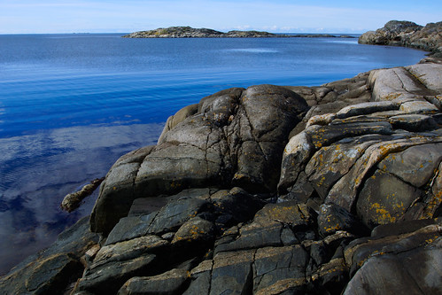 blue sea nature water rock landscape coast landscapes rocks sweden stones sony natur coastline sverige valldasandö sonya77 sonyalphaa77