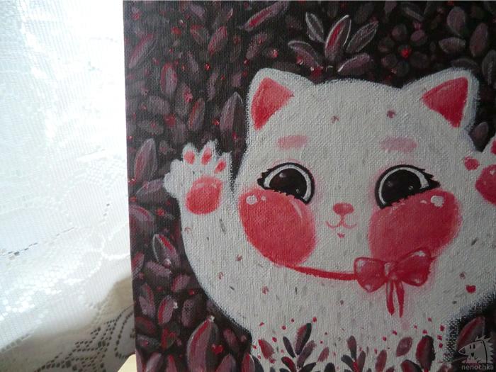 WIP Kitten 15