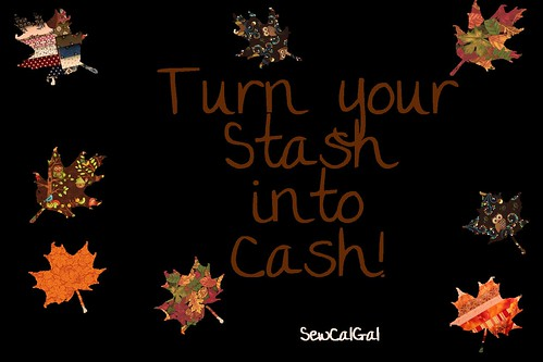 turn your stash into cash