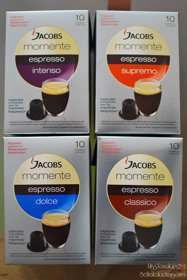 Jacobs momente espresso