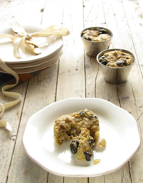 Minicakes ai Carciofi con Olive al Forno e cuore di Acciuga