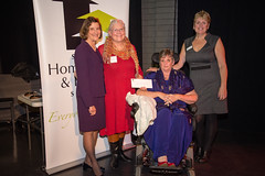 2013 Grant Recipient, Surrey Homelessness & Housing Task Force, represented by Mary Pichette and Jonquil Hallgate