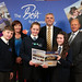 Junior Ministers announce The George Best Belfast City Airport Community Fund, 16 October 2013