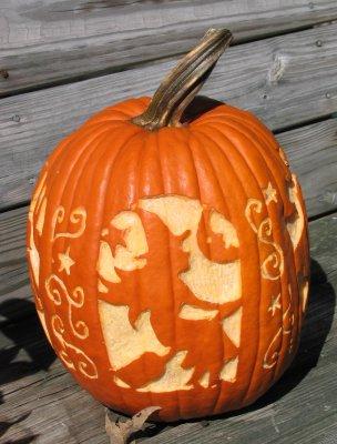 2005 Lantern Pumpkin, 1