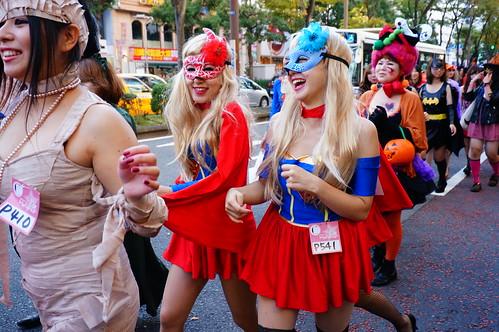 Kawasaki Halloween Parade 2013 53