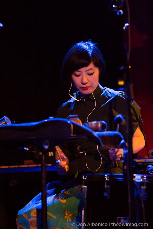 Glasser @ The Chapel, SF 11/4/13