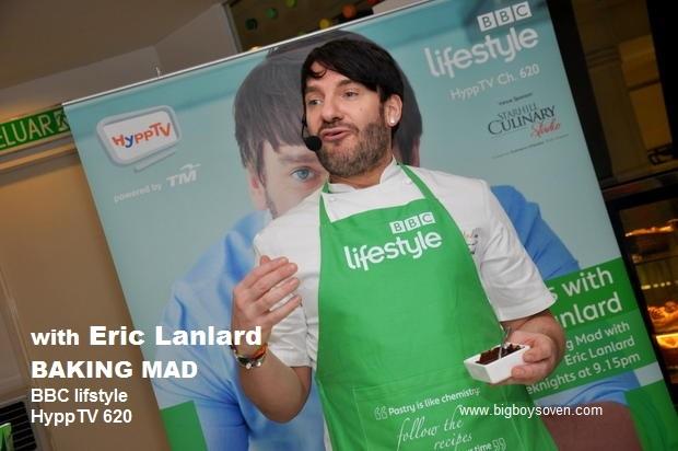 Baking Mad Eric Lanlard 11