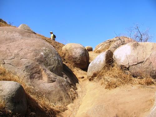 Mount Rubidoux Loop Hike (8-3-13)