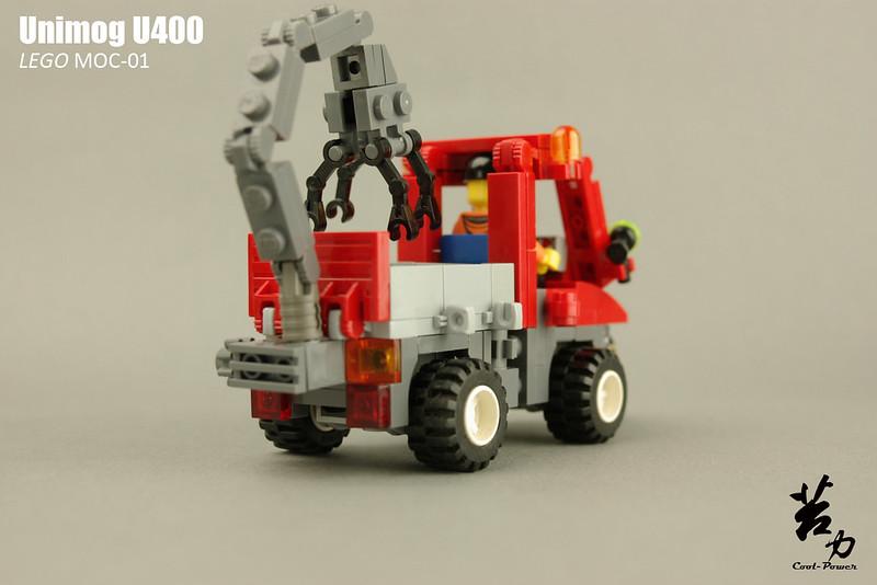 Lego Unimog U400-0004