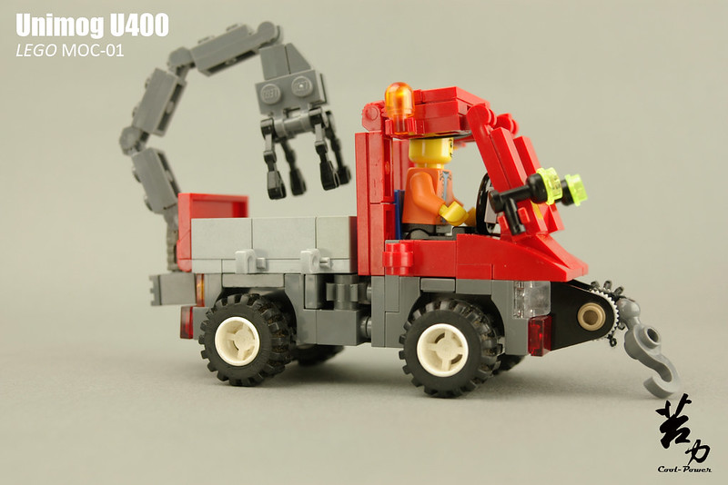 Lego Unimog U400-0003