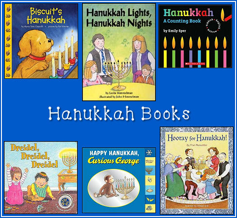 Hanukkah-books