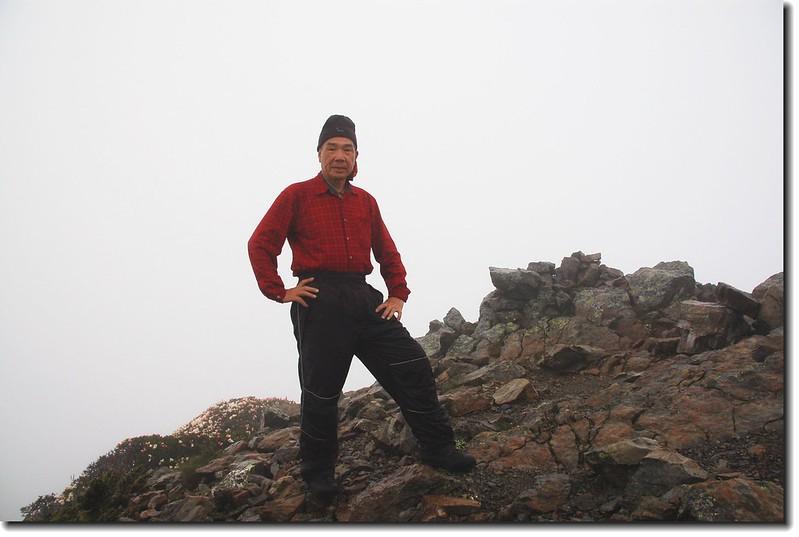 玉山東峰 5
