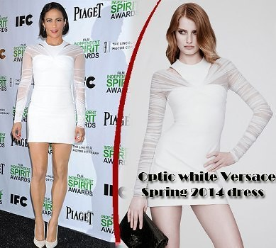 Winter whites Trend