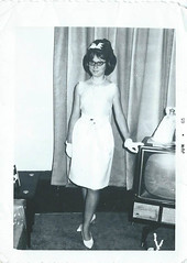 my mom. june 1965