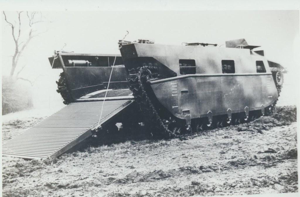 British Neptune Carrier 1944. Alternative to LVT 4 001
