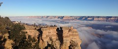 Grand Canyon Inversion 2013 - Mather Point