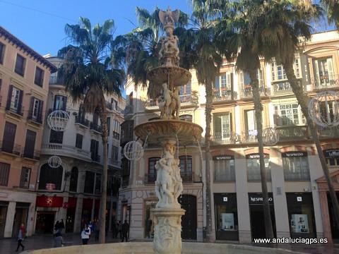 Visitar Málaga - Plaza de la Constitución