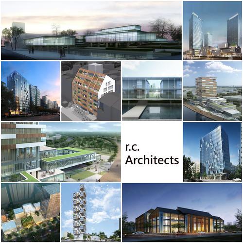 r.c. Architects 作品