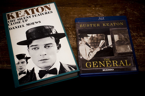 """Cineaste365 (December 16, 2013 - DAY 066) - """"The General"""" - Buster Keaton & Clyde Bruckman"""