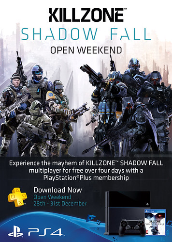 Killzone Open weekend4