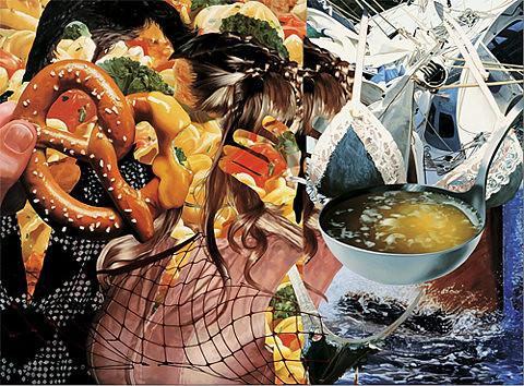 Pretzel Love. Jeff Koons.