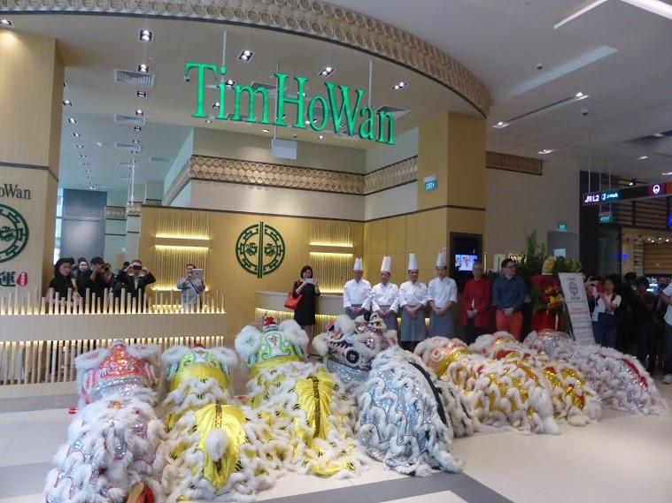 Tim Ho Wan Westgate opening
