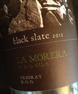 black slate wine