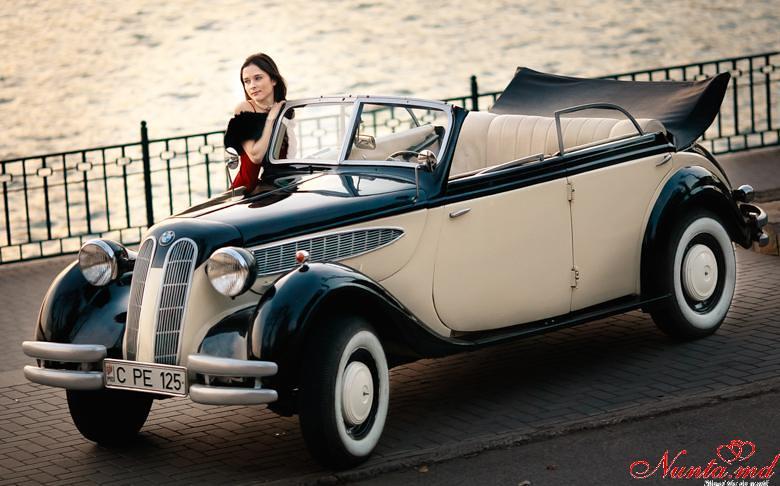 """БМВ 326 """"Дух Тридцатых"""" кабриолет 1939 > Фото из галереи `Без названия`"""