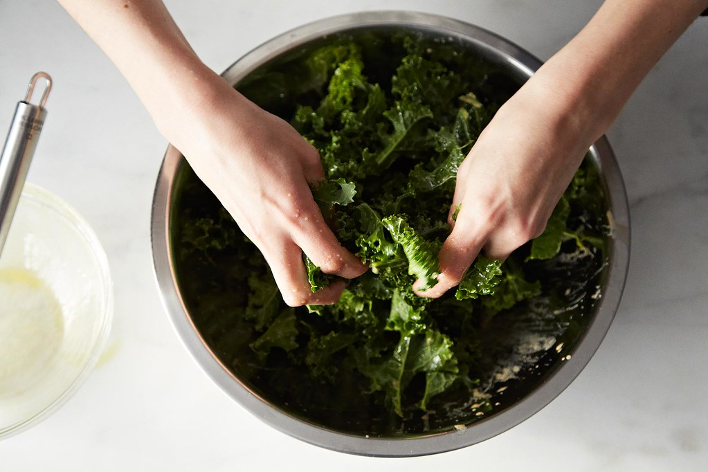 How to Make Kale Salad Without a Recipe from Food52
