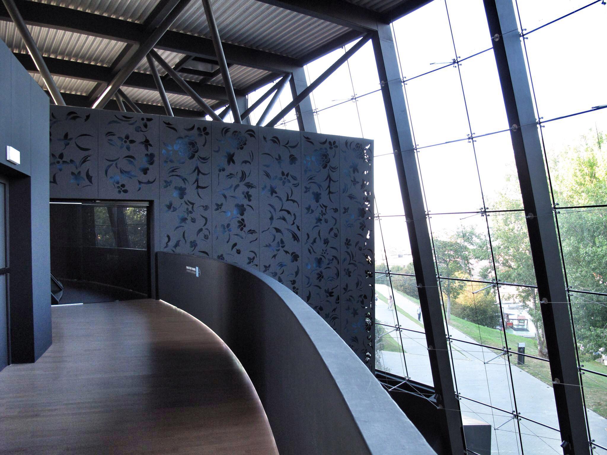 museo balenciaga_comunicación salas expo permanente