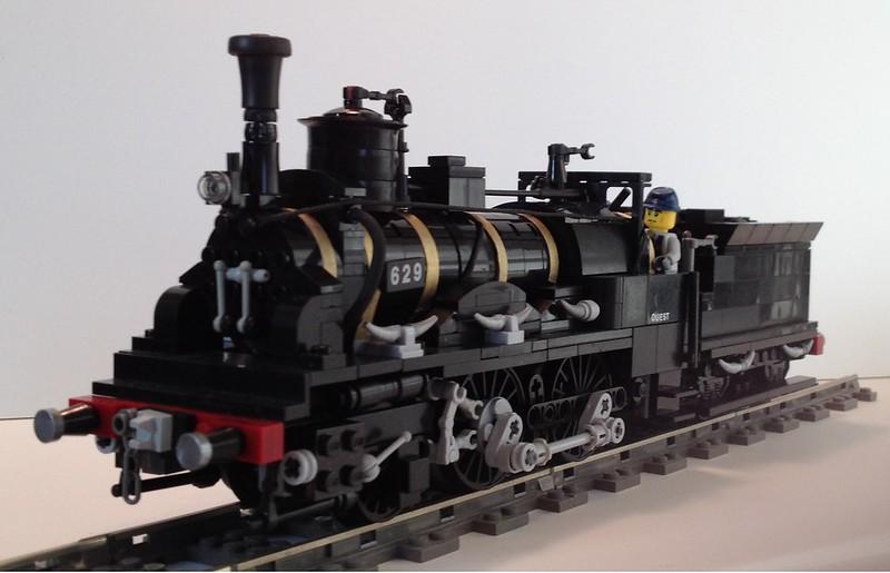Railway Model Engines To Build
