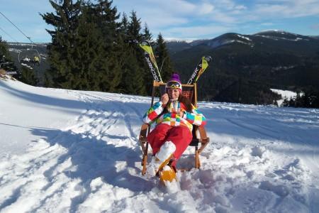 SNOW tour 2013/14: Harrachov - slunečný harradise