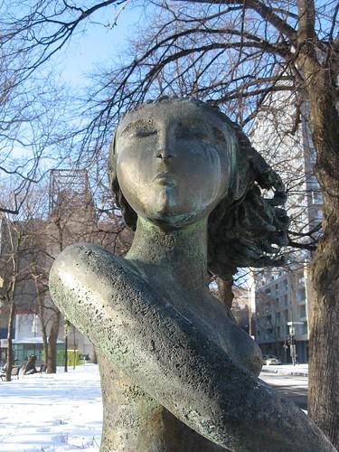 Detail L'Héroine