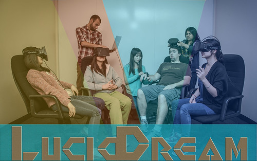 LucidDream Team Photo