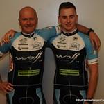 Ploegvoorstelling Illi-Bikes Cycling Team
