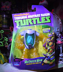 Nickelodeon  TEENAGE MUTANT NINJA TURTLES :: MUTAGEN MAN i (( 2014 ))