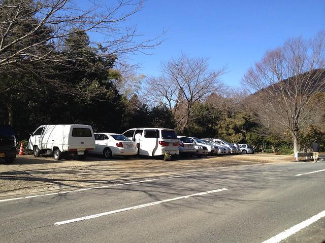 蘇原自然公園 駐車場