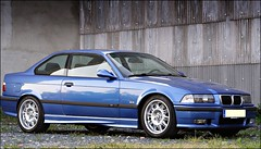 BMW M3 e36 1999 Estoril blue