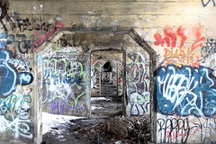 Grafitti Archways