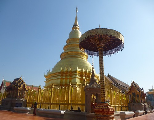 TH-Lamphun-Wat Phra That Haripunchai (43)